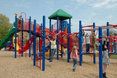 elementary school playground equipment playfair
